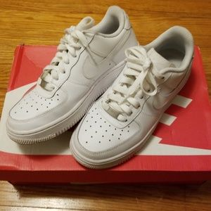 Authentic Nike Air Force Ones